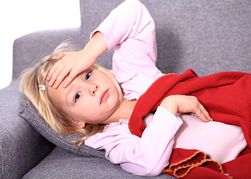 fièvre enfant